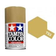 85003 Tamiya TS-3 Dark Yellow (Темно-желтая) матовая, 100 мл.