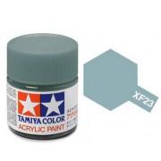 81723 Tamiya XF-23 Light Blue ( светло-голубая) акрил, матовая 10 мл