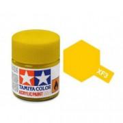81703 Tamiya XF-3 Flat Yellow (Желтая) акрил, матовая 10 мл