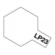 82123 Tamiya LP-23 Flat Clear (лак прозрачный матовый), 10 мл