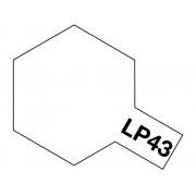 82143 Tamiya LP-43 Pearl White, 10 мл