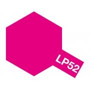 82152 Tamiya LP-52 Clear Red (Прозрачный красный лак), 10 мл