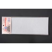 87009 Tamiya Набор шлифовальной бумаги (Med Set) c зернистостью 180 и 320 по 2шт, 240 - 1шт.
