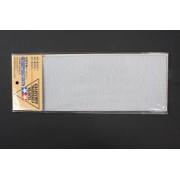 87024 Tamiya Набор шлифовальной бумаги (Ultra Fine Set) c зернистостью 1500 и 2000 по 2шт, 1200 - 1шт.