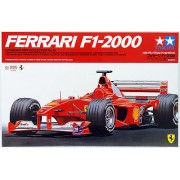 20048 Tamiya Ferrari F1-2000, 1/20