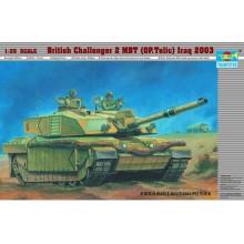 00323 Trumpeter British Challenger 2 MBT (OP. Telic) Iraq 2003, 1/35