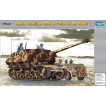 00354 Trumpeter German Panzerjager 39(H) mit 7.5cm Pak40/1 Marder Ⅰ, 1/35