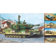 01535 Trumpeter M1A1/A2 Abrams 5in 1, 1/35