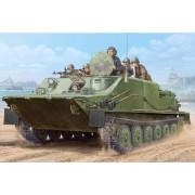 01582 Trumpeter Russian BTR-50PK APC (БТР-50ПК), 1/35