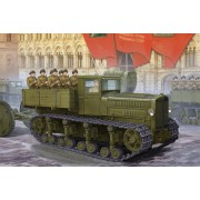 05540 Trumpeter Soviet Komintern Artillery Tractor (Трактор Коминтерн), 1/35