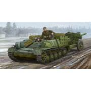 09509 Trumpeter Soviet AT-P artillery tractor, 1/35