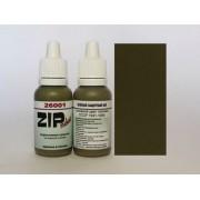 26001 ZIP-maket Защитный зеленый 4БО, матовая 15 мл