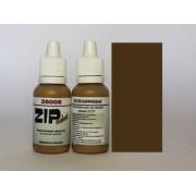 26008 ZIP-maket Светло-коричневый, матовая 15 мл
