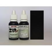 26106 ZIP-maket Черный АМТ-6, матовая 15 мл