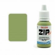 26158 ZIPmaket Светло-зеленый МиГ-23, матовая 15 мл