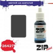 26427 ZIPmaket Лак цветной ДЫМЧАТЫЙ, полиуретановый, 15 мл