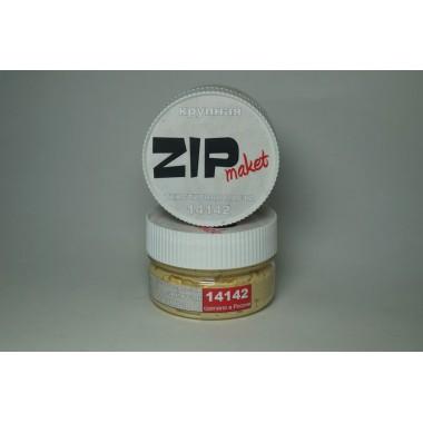 14142 ZIPmaket Текстурная паста Крупная Светло-жёлтая, 120 мл.