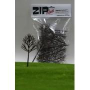 70019 ZIPmaket Каркас дерева овальный 100 мм (11 штук) пластик